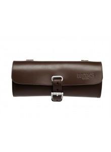 Kožená brašna pod sedlo Brooks Challenge Tool Bag hnedá