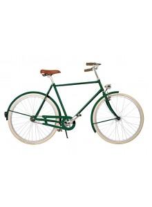 Pánsky mestský bicykel Kolos No 2, 56 cm, zelený