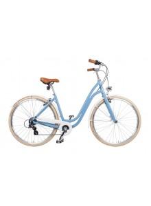 """Mestský bicykel Air 28"""" - svetlo modrá"""