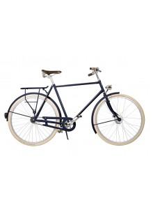 Pánsky retro bicykel Kolos No.2, modrý