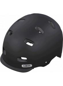 Cyklistická prilba ABUS Scraper velvet black M