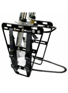 Predný hliníkový nosič na pevné a odpružené vidlice Sport Arsenal Art. 204