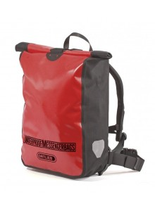 ORTLIEB Messenger Bag - batoh na bicykel červený