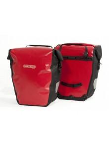 ORTLIEB Back-Roller City - vodotesné zadné cyklobrašne - červené