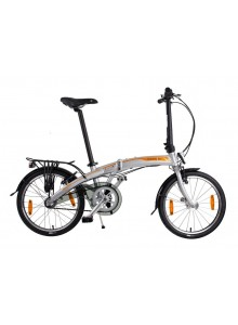 Skladací bicykel Dahon Curve I3 DeLuxe Pack 2017
