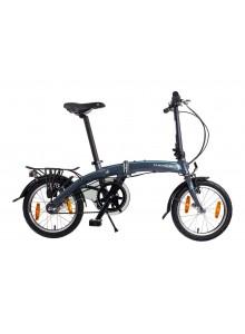 Skladací bicykel Dahon Curve i3 Smoke