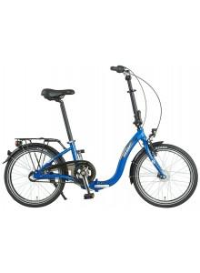 "Skladací bicykel BBF SYLT 20"" 3rýchl. ND"