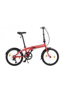 Skladací bicykel Tern Link B7 2019 červená