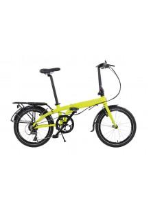 Skladací bicykel Tern Link D8 2019 limetková