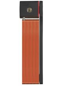 Skladací zámok na bicykel Abus 5700/80 orange