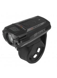 Predné svetlo Force PAX 400l, USB, XP-G3