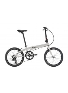 Tern link C8 skladací bicykel krémový