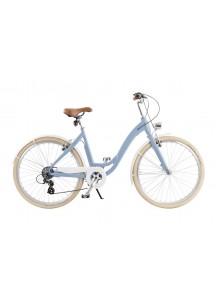 """Mestský bicykel Zephyr 28"""" pistáciová"""