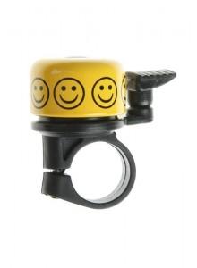 Zvonček na bicykel Cink malý žltý