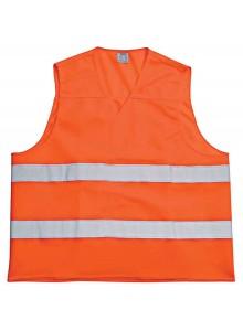 Reflexná vesta BABY vel. 2  výška postavy 120-135cm, obvod hrudníka 62-68cm