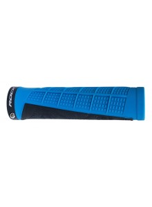 Gripy ROCK MACHINE Enduro modro/čierne