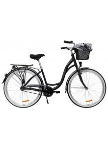 "Retro bicykel STORM Barcelona 28"" 1sp. 17"" sivý"