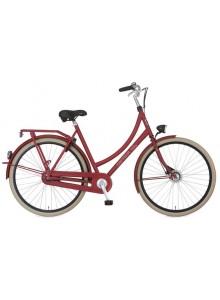 "Bicykel CORTINA Transport U1 28"" lady pompeian red matt 49cm"