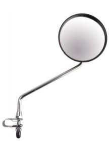Zrkadlo spätné na bicykel 10 cm veľké