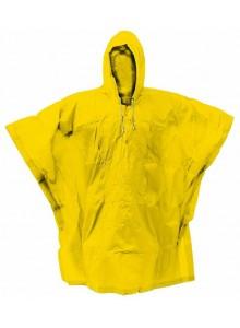 Pláštenka PVC pončo žltá
