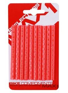 Bezpečnostné odrazky na špice MAX1 Seku-Clip oranžové