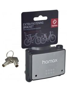 Držiak sedačiek HAMAX Uni pre všetky modely, uzamykateľný