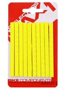 Bezpečnostné odrazky na špice MAX1 Seku-Clip žlté