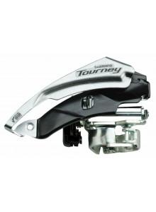 Přesmykač SHIMANO FD-TY510TSM6, O 28,6-34,9 mm Top Swing, Dual pull 48 zubů, pro 6/7speed,v krabičce