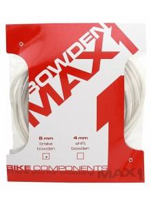 Bowden MAX1 5mm biely balení 3m