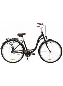 """Retro bicykel STORM Barcelona 28"""" 1sp. 17"""" čierny"""