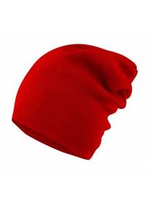 Čiapka jar/jeseň FORCE PIXIE pletená, červená