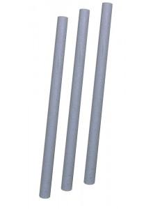 Klipy reflexné FORCE na špice 7 cm, strieborné 36 ks