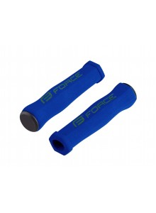 Gripy FORCE penové tvrdé, modré, balené