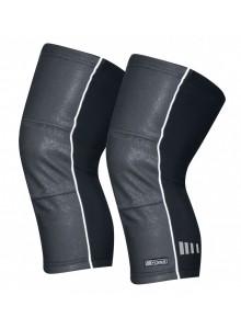 Návleky na kolená FORCE WIND-X, čierne S