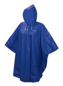 Poncho FORCE detské nepromokavé, modré XS - M