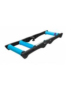 Valce FORCE SPIN tréningové, plast, čierno-modré