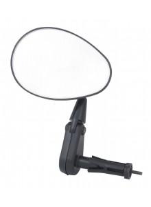 Spätné zrkadlo FORCE na riadidlá obojstranné, čierne