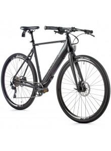 """Krosový elektrobicykel Leader Fox WACO pánsky, 2020-1 19"""" čierna matná/čierna"""