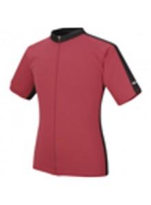 Dres P.I.Select Full Zip červeno/čierny