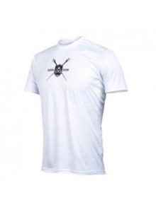 Tričko P.I.běžecké Tech T LS biele