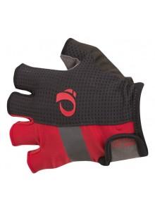 Rukavice P.I. Elite Gel black/red