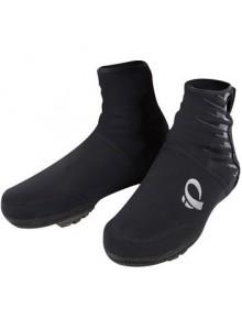 Návleky na topánky P.I. Elite Softshell MTB shoe blac