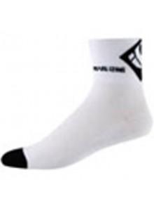 Ponožky P.I.Elite Limit Edition bielo/čierne