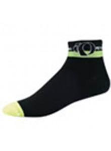 Ponožky P.I.Elite Limit Edition Low čierno/žlté