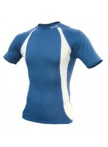Tričko BLUEFLY T.Pro kr.r.krémová/oranžová