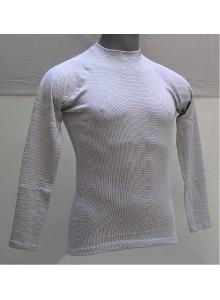 Tričko BLUEFLY dl.rukáv biela