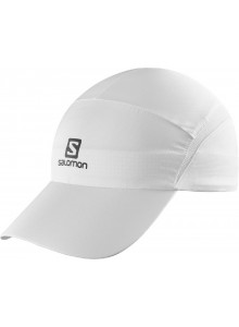 Čiapka SALOMON XA CAP white L/XL 19