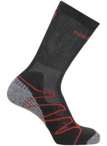Ponožky SAL.Eskape black/autobahn/dynamic
