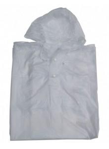 Pláštenka pončo PVC dospelá číra