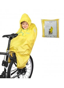 Pláštenka FORCE pončo na dieťa v detskej sedačke